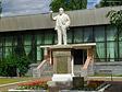 Ногинск. Первый в мире памятник Ленину В.И. Он был открыт 22 января 1924 года, на следующий день после его смерти.