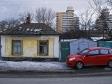 """Ростов-на-Дону. Этот жилой дом совсем немного больше маленькой машинки. Можно смело назвать его """"Домик""""."""