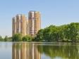 Екатеринбург. Городская окраина - настоящий живописный рай для жителей этих домов и художников.