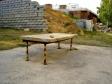Тольятти. Суровое советское детство: бетонно-кирпичный пинг-понг.