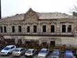Самара. Для проведения качественного капитального ремонта в этом историческом доме приготовлено много специальных высотных механизмов.
