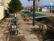 Нурлат. Небольшой парк самоходных лавочек обслуживает жителей этой улицы.