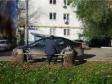 Тольятти. Персональный сторож - востребованные дворовые услуги когда мало места и тесно транспорту.