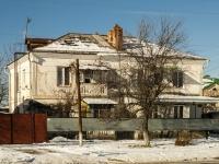 Maikop, Lenin st, 房屋 87. 公寓楼
