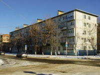 Майкоп, улица Ленина, дом 108. многоквартирный дом