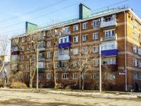 Maikop, st Lenin, house 4. Apartment house