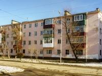 Maikop, st Lenin, house 10. Apartment house