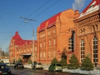Maikop, 工厂(工场) Пивоваренный завод Майкопский, Gogol st, 房屋 2
