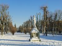 Майкоп, памятник В.И. Ленинуулица Гоголя, памятник В.И. Ленину