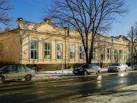Maikop, st Zhukovsky, house 16. sports school