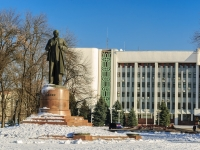 Maikop, monument В.И. ЛенинуZhukovsky st, monument В.И. Ленину