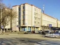 Maikop, st Zhukovsky, house 22Б. office building