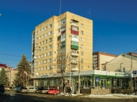 Maikop, Krasnooktyabrskaya st, house 24. Apartment house