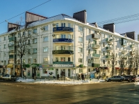 Maikop, Krasnooktyabrskaya st, house 30. Apartment house
