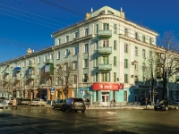 Maikop, Krasnooktyabrskaya st, house 32. Apartment house