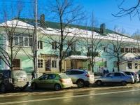 Maikop, Krasnooktyabrskaya st, house 40. Apartment house