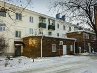 Maikop, Krasnooktyabrskaya st, house 41А. Apartment house
