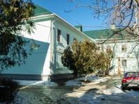 Майкоп, улица Краснооктябрьская, дом 42. многоквартирный дом