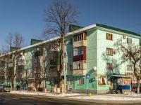 Maikop, Krasnooktyabrskaya st, house 52. Apartment house