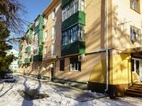 Майкоп, улица Краснооктябрьская, дом 53. многоквартирный дом