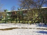Maikop, Krasnooktyabrskaya st, house 57. Apartment house