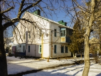 Майкоп, улица Краснооктябрьская, дом 58. многоквартирный дом