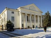 Maikop, theatre Камерный Музыкальный театр им. А.А. Ханаху, Krasnooktyabrskaya st, house 61