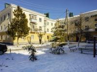 Maikop, Krasnooktyabrskaya st, house 63. Apartment house