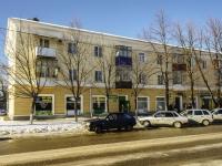 Майкоп, улица Краснооктябрьская, дом 63. многоквартирный дом
