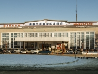 Maikop, Krasnooktyabrskaya st, 房屋 68. 汽车站