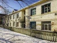 Майкоп, улица Краснооктябрьская, дом 69. многоквартирный дом