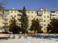 Майкоп, улица Краснооктябрьская, дом 4. многоквартирный дом
