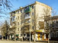 Maikop, Krasnooktyabrskaya st, house 8. Apartment house