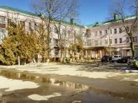 Maikop, Krasnooktyabrskaya st, house 11. Apartment house