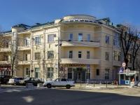 Майкоп, улица Краснооктябрьская, дом 11. многоквартирный дом