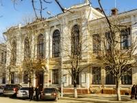Maikop, 执法机关 Военная прокуратура, Krasnooktyabrskaya st, 房屋 14