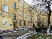 Maikop, Krasnooktyabrskaya st, house 16. Apartment house