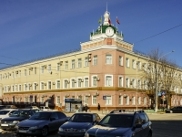 Maikop, governing bodies Админисрация г. Майкоп, Krasnooktyabrskaya st, house 21