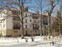 Maikop, Nekrasov st, 房屋 268. 公寓楼