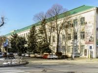 Майкоп, улица Пионерская, дом 268. офисное здание