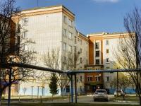 Maikop, Pionerskaya st, house 377. Apartment house