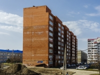 Maikop, Pionerskaya st, house 407. Apartment house