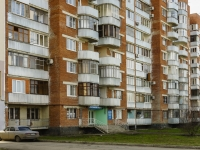 Maikop, Pionerskaya st, house 417. Apartment house