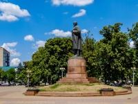 Майкоп, Пионерская ул, памятник