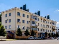 Maikop, Sovetskaya st, 房屋 199. 公寓楼
