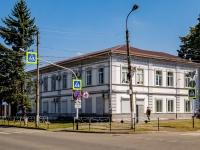 Майкоп, улица Советская, дом 239. многофункциональное здание
