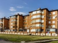 Майкоп, улица Гайдара, дом 119. многоквартирный дом
