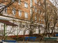 Maikop, Deputatskaya st, house 6. Apartment house