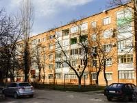 Maikop, st Deputatskaya, house 8А. Apartment house