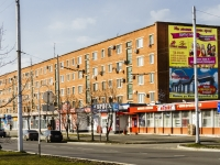 Maikop, Deputatskaya st, house 12. Apartment house
